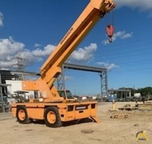 Broderson IC-200-2C 15-ton Industrial Carry Deck Crane