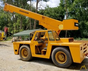 Broderson 15-ton IC-200-2C Carry Deck Industrial Crane