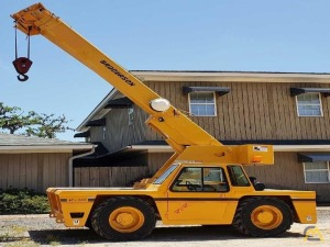 Broderson IC-200-2F 15-Ton Industrial Carry Deck Crane