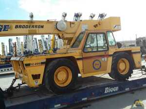 Broderson IC-200-3F