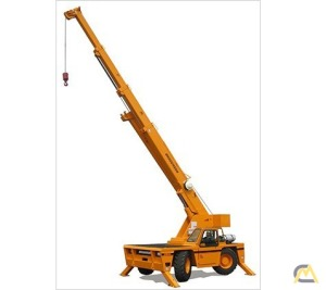 Broderson IC-200-3F 15-Ton Carry Deck Industrial Cranes