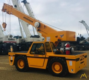 Broderson IC-200-3G 15-Ton Industrial Carry Deck Crane