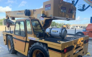Broderson IC-200-3H 15-Ton Industrial Carry Deck Crane