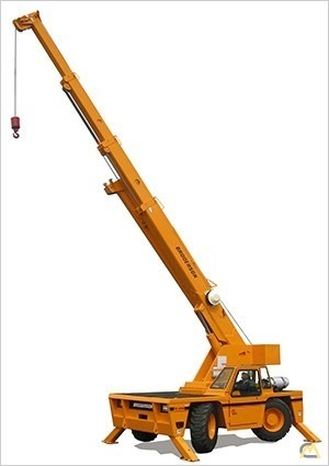 Broderson IC-200-3J 15-Ton Industrial Carry Deck Crane