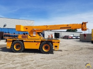 Broderson IC-200-3J 15-ton Industrial Carry Deck Crane For