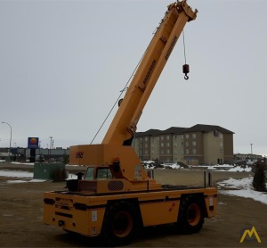 Broderson IC-250 15-Ton Industrial Carry Deck Crane