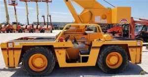 Broderson IC-250-3A 18-ton Industrial Carry Deck Crane