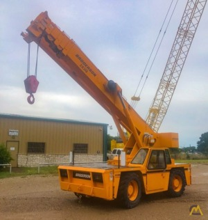 Broderson IC-250-3B 18-Ton Carry Deck Crane Available Immediately