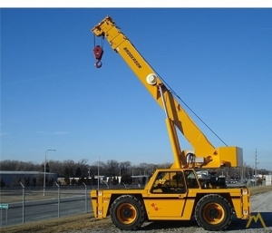 Broderson IC-250-3D 18-Ton Carry Deck Industrial Crane