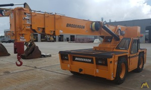 Broderson IC-250-3E 18-Ton Industrial Carry Deck Crane