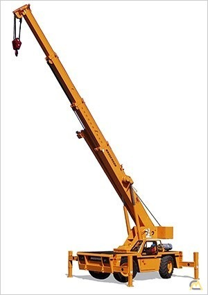 Broderson IC-250-E 18-Ton Industrial Carry Deck Crane