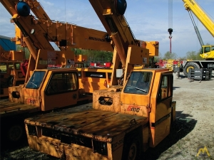 Broderson IC-35-2A 4-Ton Carry Deck Industrial Crane