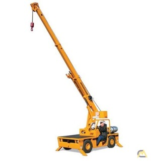 Broderson IC-35-2G 4-ton Industrial Carry Deck Crane