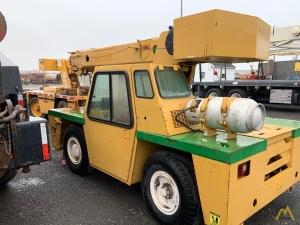 Broderson IC-80-2D 8.50-ton Industrial Carry Deck Crane