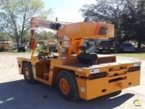 Broderson IC-80-2H 9-Ton Carry Deck Industrial Cranes