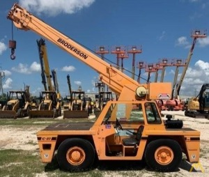 Broderson IC-80-3F  9-ton Industrial Carry Deck Crane