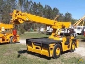 Broderson IC-80-3F 9-Ton Carry Deck Industrial Cranes