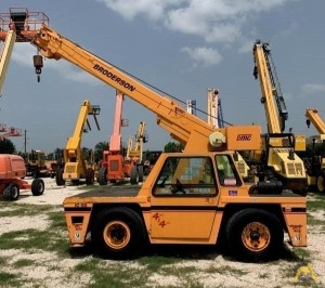 Broderson IC-80-3G 9-Ton Industrial Carry Deck Crane