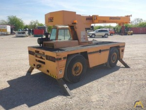 Broderson IC-80-3H 9-Ton Carry Deck Industrial Cranes