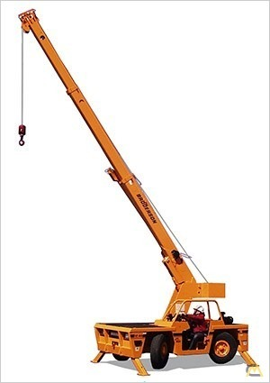 Broderson IC-80-3L 9-ton Industrial Carry Deck Crane