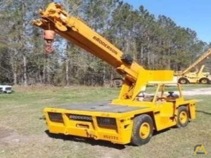 Broderson IC80-2G 9-Ton Carry Deck Industrial Cranes