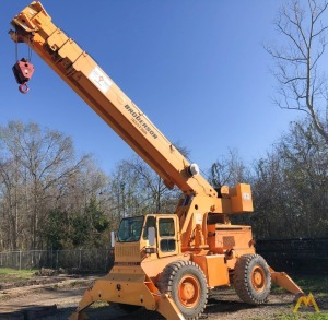 Broderson RT-300-2F 15-Ton Down Cab Rough Terrain Crane