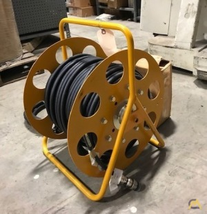 Cable Reel for Kobelco