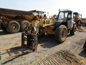 CAT TH360B 3.5-ton Telehandler