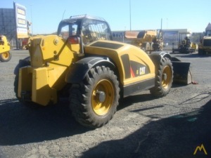 CAT TH407C Telehander