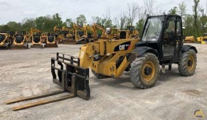 CAT TH514 11,000 lb. Telehandler