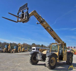 CAT TL642 Telescopic Forklift