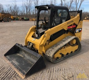 Caterpillar 259D Loader