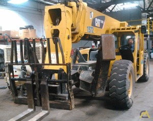 Caterpillar TL1255 Telescopic Forklift