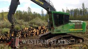 Deere 2154D Forestry Swing Machine