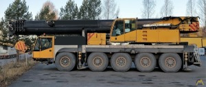 Demag AC 100 120-Ton All Terrain Crane