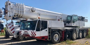 Demag AC 100-L 120-ton All Terrain Crane