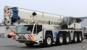 Demag AC 160-2 200-Ton All Terrain Crane