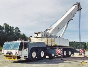 Demag AC 200 220-Ton All Terrain Crane