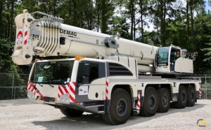 Demag AC 220-5 245-Ton All Terrain Crane