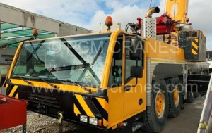 Demag AC 350 6, 350-Ton All Terrain Crane