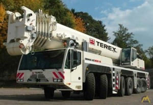 Demag AC 350-6 400-Ton All Terrain Crane