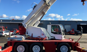 Demag AC 40-1 City 40-Ton All Terrain Cranes