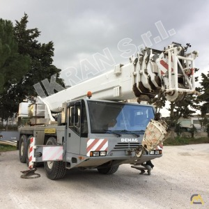 Demag AC 50 50-ton All Terrain Crane