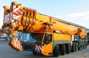 Demag AC 500-2 600-Ton All Terrain Crane