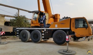 Demag AC 55 60-Ton All Terrain Crane