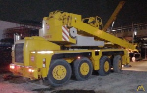 Demag AC 60 City 60-Ton Compact All Terrain Crane