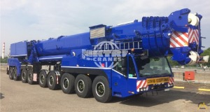 Demag AC 700-9 SSL 700-Ton All Terrain Crane