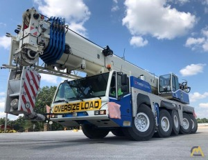 Demag AC160-2 175-Ton All Terrain Crane