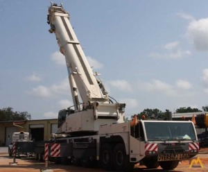 Demag AC350 400-Ton All Terrain Crane