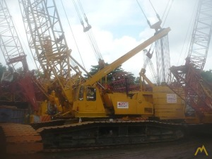 Demag CC 1100 250-ton Lattice Boom Crawler Crane